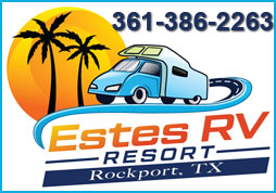 Estes RV Resort in Rockport, TX
