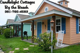 Candlelight Cottages in Rockport, TX