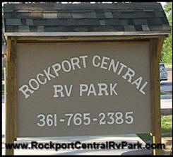 Rockport Central RV Park in Rockport, TX