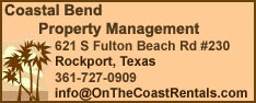 Vacation Rentals in Rockport, TX