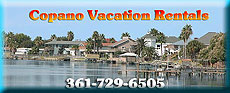 Copano Vacation Rentals in Rockport, TX