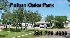 Fulton Oaks Park in Rockport-Fulton, TX