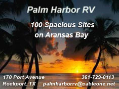 Rockport Net Rockport Texas Accommodations Rv Parks